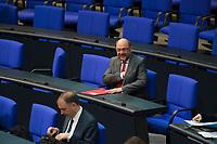 DEU, Deutschland, Germany, Berlin, 15.03.2018: Martin Schulz (SPD) bei einer Sitzung im Deutschen Bundestag.