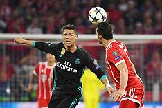 Bayern Munich v Real Madrid - 25 Apr 2018