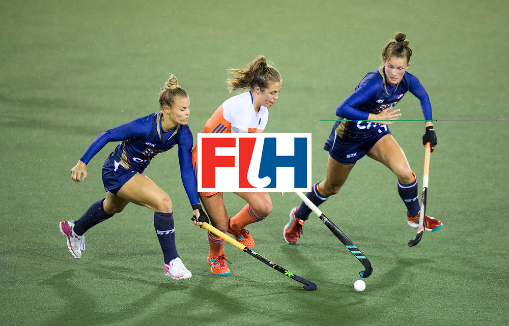 AUCKLAND - Sentinel Hockey World League final women<br /> Match id 10296<br /> 06 Usa v Netherlands<br /> Foto: Xan de Waard.<br /> WORLDSPORTPICS COPYRIGHT FRANK UIJLENBROEK