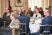 Attendees at the 32nd Annual Ohio University State Government Alumni Luncheon on Tuesday, May 5, 2015.  Photo by Ohio University  /  Rob Hardin
