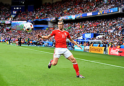 Gareth Bale of Wales - Mandatory by-line: Joe Meredith/JMP - 25/06/2016 - FOOTBALL - Parc des Princes - Paris, France - Wales v Northern Ireland - UEFA European Championship Round of 16