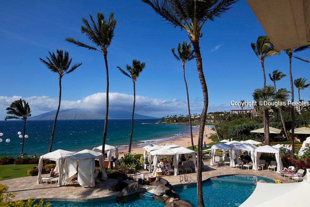 Four Seasons Resort, Wailea Beach, Maui, Hawaii