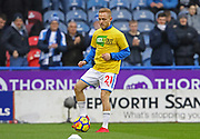 Huddersfield Town's Alex Pritchard during the Premier League match between Huddersfield Town and West Ham United at the John Smiths Stadium, Huddersfield, England on 13 January 2018. Photo by Paul Thompson.