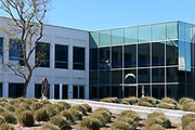 Mar t5, 2019; Costa Mesa, CA, USA; General overall view of the Hoag Performance Center. The facility is the Los Angeles Chargers headquarters.