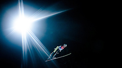 05.01.2016, Paul Ausserleitner Schanze, Bischofshofen, AUT, FIS Weltcup Ski Sprung, Vierschanzentournee, Qualifikation, im Bild Kento Sakuyama (JPN) // Kento Sakuyama of Japan during his Qualification Jump for the Four Hills Tournament of FIS Ski Jumping World Cup at the Paul Ausserleitner Schanze, Bischofshofen, Austria on 2016/01/05. EXPA Pictures © 2016, PhotoCredit: EXPA/ JFK