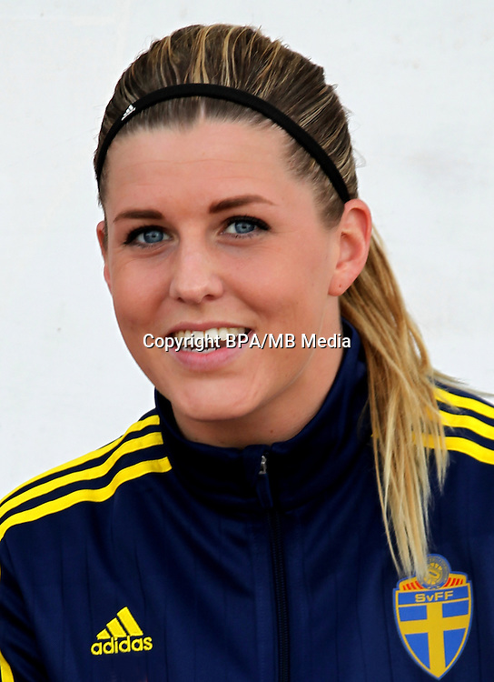 Fifa Woman's Tournament - Olympic Games Rio 2016 -  <br /> Sweden National Team - <br /> Olivia Schough