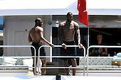 LeBron James in Ibiza