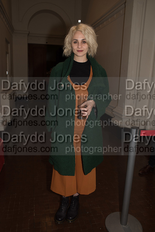 TUPPENCE MIDDLETON, Pace London presents The Calder Prize 2005-2015, Burlington Gardens, London.  Thursday 11 February 2016,