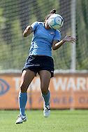 24 April 2008: Shannon Boxx. The United States Women's National Team held a training session on Field 3 at WakeMed Soccer Park in Cary, NC.
