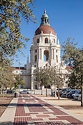 Vertical Sock Photo of Pasadena City Hall