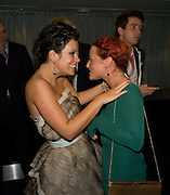 LILY ALLEN; JAIME WINSTONE, GQ 2008 Men of the Year awards. Royal Opera House. Covent Garden. London. 2 September 2008 *** Local Caption *** -DO NOT ARCHIVE-© Copyright Photograph by Dafydd Jones. 248 Clapham Rd. London SW9 0PZ. Tel 0207 820 0771. www.dafjones.com.