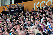 Hull FC fans during the Betfred Super League match between Hull FC and Hull Kingston Rovers at Kingston Communications Stadium, Hull, United Kingdom on 19 April 2019.