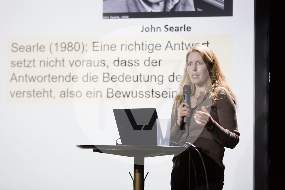 SCHWEIZ - BASEL - Input von Prof. Dr. Grischa Merkel, Universität Basel, am science+fiction: Machina Sapiens - 05. Mai 2017 © Raphael Hünerfauth - http://huenerfauth.ch