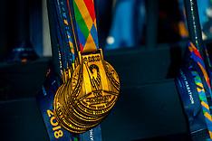 20181104 USA: NYC Marathon We Run 2 Change Diabetes day 3, New York