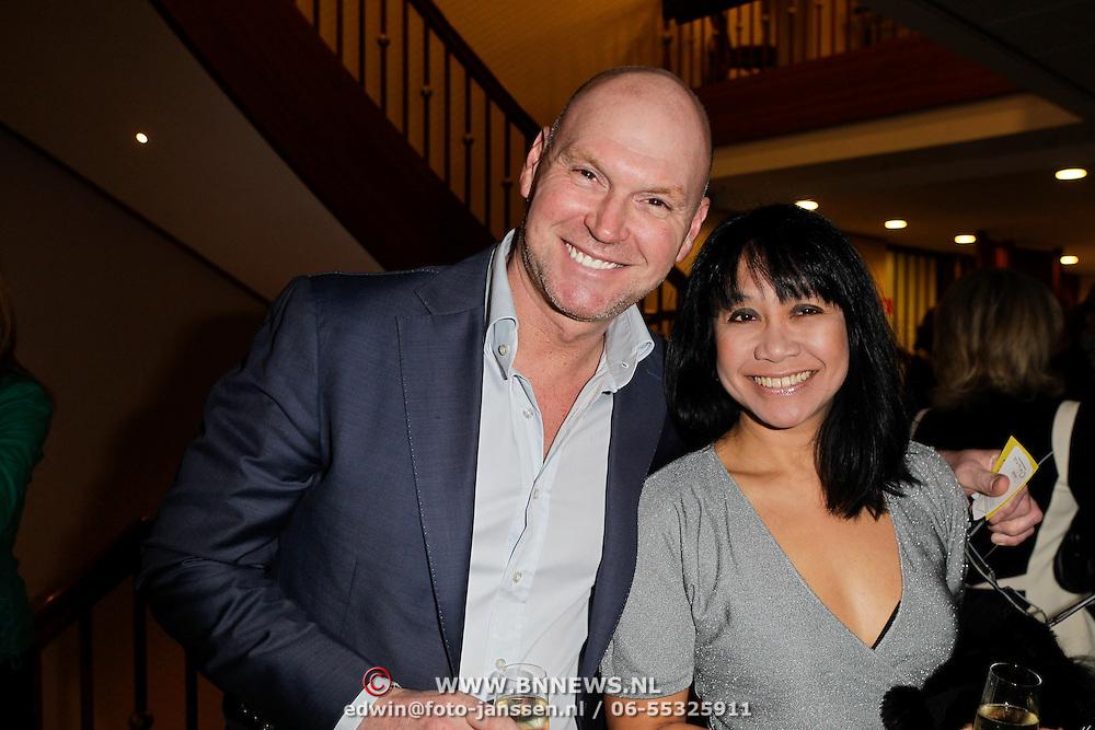 NLD/Amsterdam/20120304 - Modeshow voorjaar 2012 Paul Schulten, Rene Ros en partner