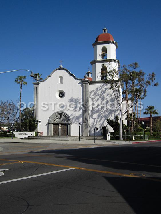 San Juan Capistrano Mission Basilica Church