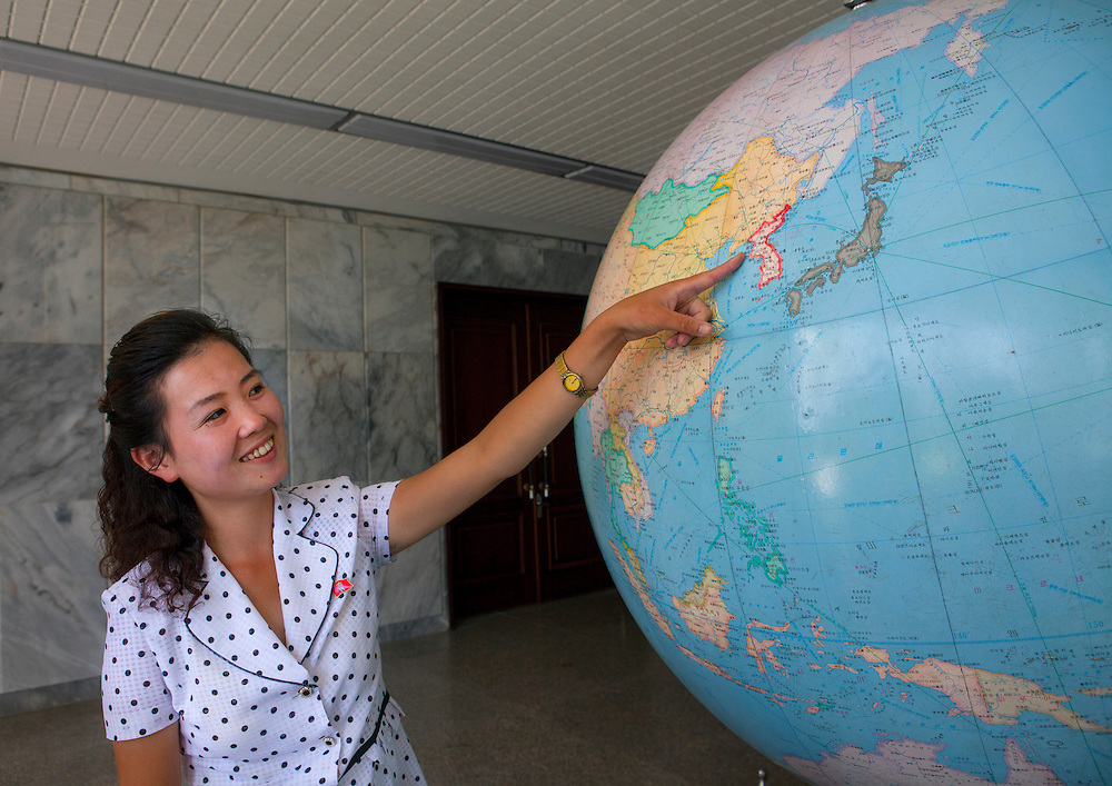 -What happens if a South Korean crosses the border and comes to the North?<br />