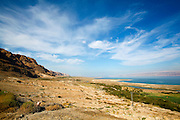 View of the Dead Sea, Israel