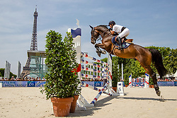 Goldstein-Engle Margie, USA, Eckham van het Steentje<br /> CSI 5*. Paris Eiffel Jumping 2015<br /> © Hippo Foto - Eric Knoll<br /> 03/07/2015