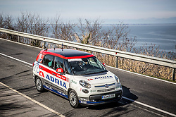 KK Adria Mobil during the UCI Class 1.2 professional race 4th Grand Prix Izola, on February 26, 2017 in Izola / Isola, Slovenia. Photo by Vid Ponikvar / Sportida