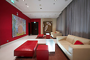 Vienna. Le Meridien Hotel. The Lobby.