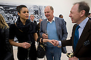 ANTONELLE ALEXIS;  NICHOLAS LOGSDAIL; ANTHONY HADEN-GUEST, The Revolution Continues: New Art From China. The opening of the New Saatchi Gallery. King's Rd.  London. 7 October 2008. *** Local Caption *** -DO NOT ARCHIVE-© Copyright Photograph by Dafydd Jones. 248 Clapham Rd. London SW9 0PZ. Tel 0207 820 0771. www.dafjones.com.