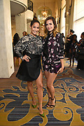 BEVERLY HILLS, CA - JUNE 01:  Jane Lee Ortiz and Torrey DeVitto attend Step Up's 14th Annual Inspiration Awards at the Beverly Wilshire Four Seasons Hotel on June 1, 2018 in Beverly Hills, California.