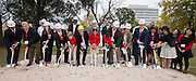 Groundbreaking ceremony for the new Mandarin Chinese Language Immersion Magnet School, December 6, 2014.