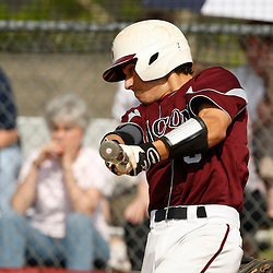 03 April 2010: during a 4-3 win by St. Thomas Aquinas over Pope John Paul at Falcon Field in Hammond, Louisiana.