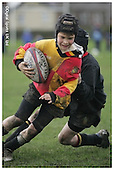 Sale Sharks Premier rugby camp at Ormskirk. 20-4-2006