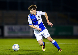 Harry Warwick of Bristol Rovers U18 - Rogan/JMP - 02/11/2017 - FOOTBALL - Memorial Stadium - Bristol, England - Bristol Rovers U18 v Forest Green Rovers U18 - FA Youth Cup 1st Round.