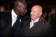 OSWALD BOATENG; STEPHEN JONES, Liberatum Cultural Honour for Francis Ford Coppola<br /> with Bulgari Hotel & Residences, London. 17 November 2014