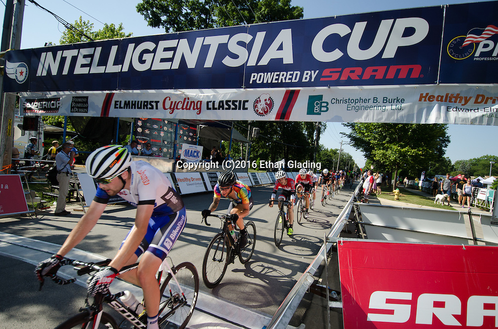 Intelligentsia Cup - Elmhurst Criterium