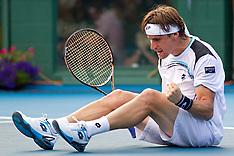 Auckland-Tennis-Heineken Open 2012- Finals Day
