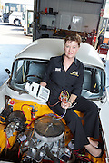 Veronica Hodges. Darwin Auto Electrics. Photo Shane Eecen