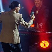 NLD/Hilversum/20190201- TVOH 2019 1e liveshow,