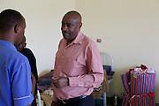 Elias Byanhanga is the principal psychiatric at Mbarara Regional Referral Hospital in Uganda.