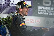 November 16-20, 2016: Macau Grand Prix. 29 António FELIX DA COSTA, Carlin