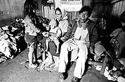 índios desaldeados vivendo em fazendas em rio brilhante.mato grosso do sul;Brasil.Indians desaldeados living in farms in brilliant river  .I kill thick of the sul;Brasil