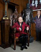 Hugh Hefner, Beverly Hills, Calif. 9.13.11