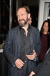 Ralph Fiennes at the Gift of Life held at The Royal Festival Hall on South Bank, London England. 14 January 2017.