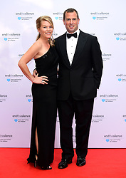 Peter Phillips and Autumn Phillips attending the End the Silence Charity Fundraiser at Abbey Road Studios, London.