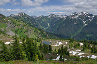 Mount Baker Wilderness North Cascades