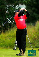 Golf - 2019 Senior Open Championship at Royal Lytham & St Annes - Fiinal Round <br /> <br /> Woody Austin (USA) hits his drive off the third tee.<br /> <br /> COLORSPORT/ALAN MARTIN