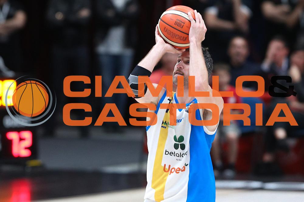 Diener Drake, EA7 Emporio Armani Milano vs Capo d'Orlando LBA Serie A Playoff gara 2 stagione 2016/2017 Mediolanum Forum Assago, Milano 14 maggio 2017