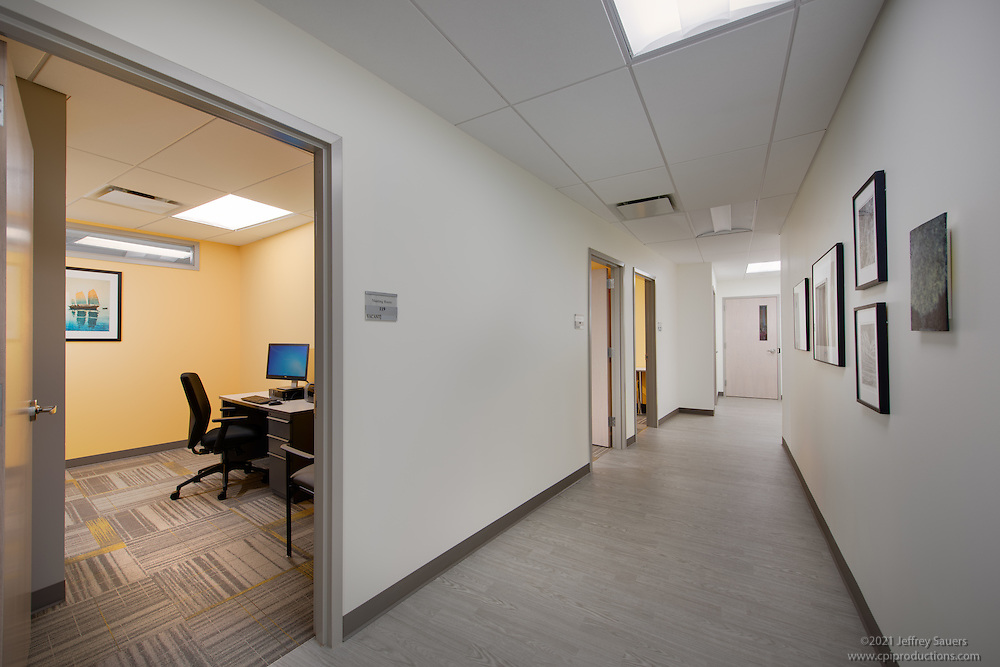Arlington Virginia Department of Human Services Interior image by Jeffrey Sauers of Commercial Photographics, Architectural Photo Artistry in Washington DC, Virginia to Florida and PA to New England