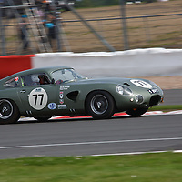 #77 Aston Martin DP214 replica, at the Silverstone Classic 2012