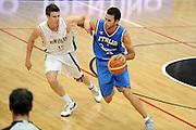 DESCRIZIONE : Trento Torneo Internazionale Maschile Trentino Cup Italia Nuova Zelanda  Italy New Zeland<br /> GIOCATORE : Luigi Datome<br /> SQUADRA : Italia Italy<br /> EVENTO : Raduno Collegiale Nazionale Maschile <br /> GARA : Italia Nuova Zelanda Italy New Zeland<br /> DATA : 26/07/2009 <br /> CATEGORIA : palleggio<br /> SPORT : Pallacanestro <br /> AUTORE : Agenzia Ciamillo-Castoria/G.Ciamillo<br /> Galleria : Fip Nazionali 2009 <br /> Fotonotizia : Trento Torneo Internazionale Maschile Trentino Cup Italia Nuova Zelanda Italy New Zeland<br /> Predefinita :