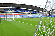 Macron Stadium during the Sky Bet Championship match between Bolton Wanderers and Nottingham Forest at the Macron Stadium, Bolton, England on 22 August 2015. Photo by Mark Pollitt.
