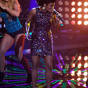 NLD/Hilversum/20121214 - Finale The Voice of Holland 2012, optreden Leona Phillipo